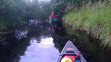 Gillies Racing Canoe